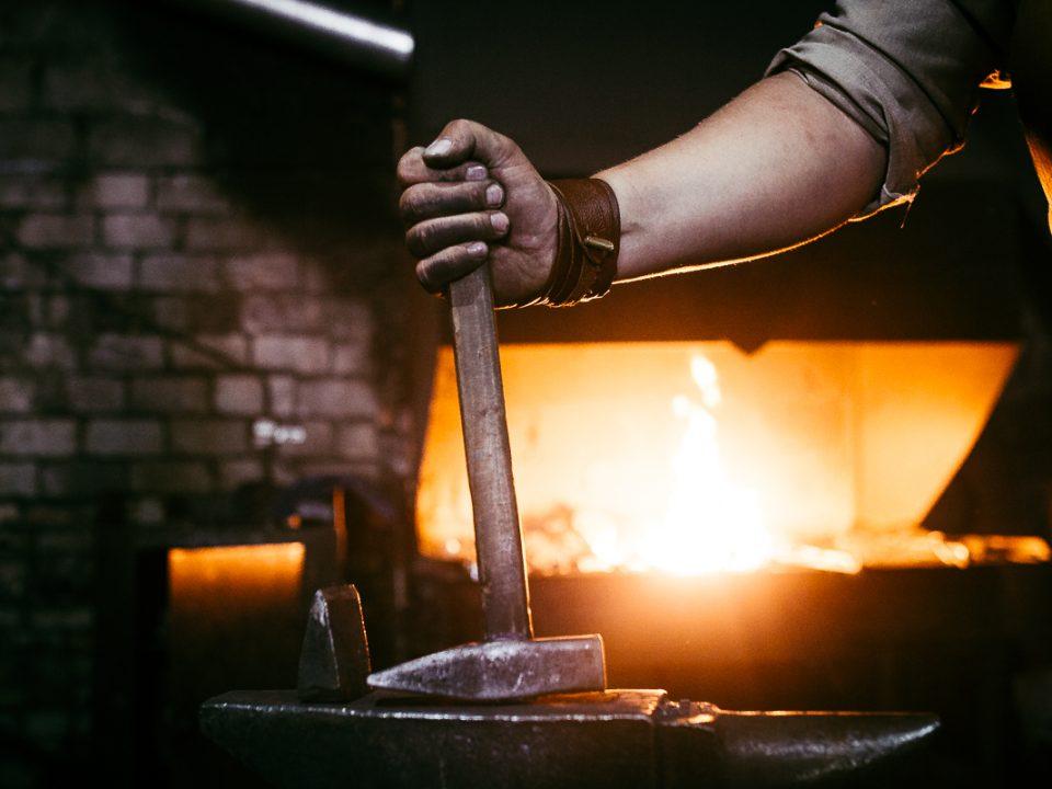 Технология ковки